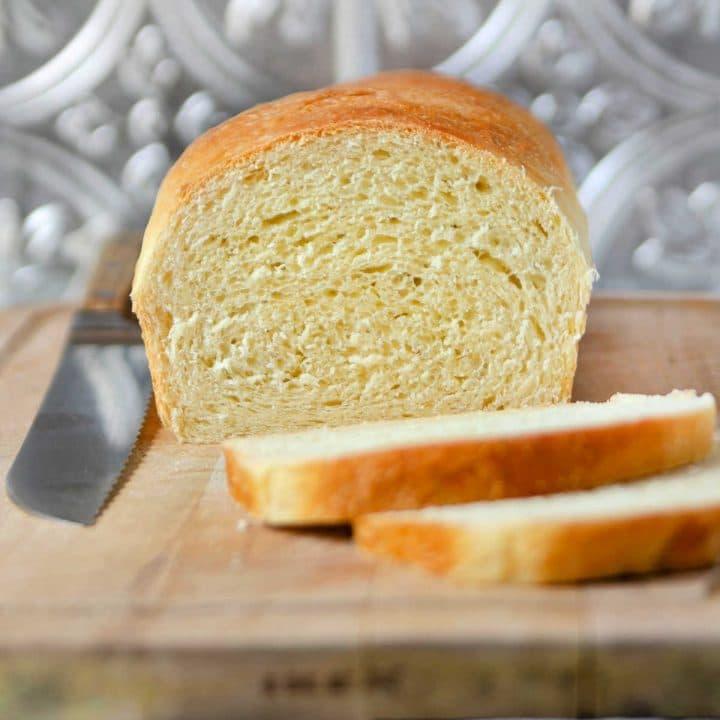 Potato Sandwich Bread Recipe