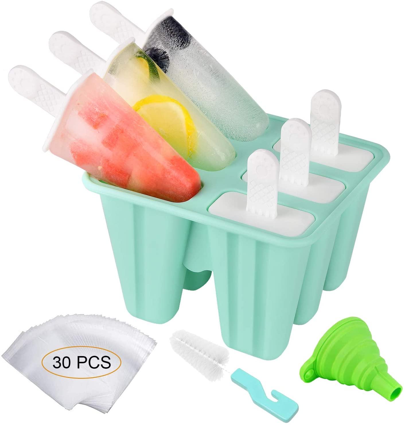 Kulfi/Popsicle Molds