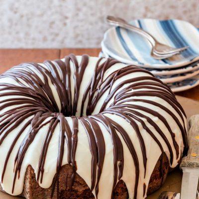 The Best Chocolate Pound Cake | My Mom's Recipe