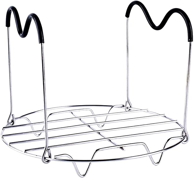 Steamer Rack with Handles