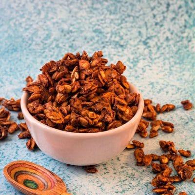 Pumpkin Spiced Pepitas Recipe