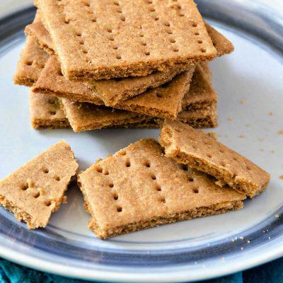Homemade Graham Crackers Make the Best Graham Cracker Crust