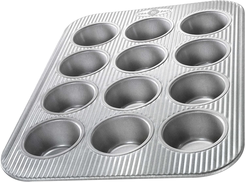 12-Cavity Muffin Tin
