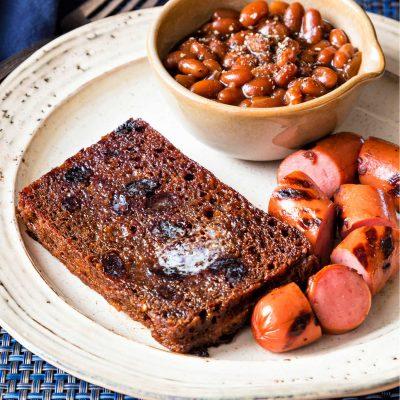 Boston Brown Bread for Company! | #breadbakers
